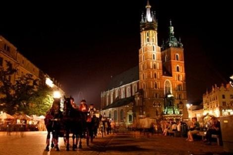 Tanie noclegi w Krakowie