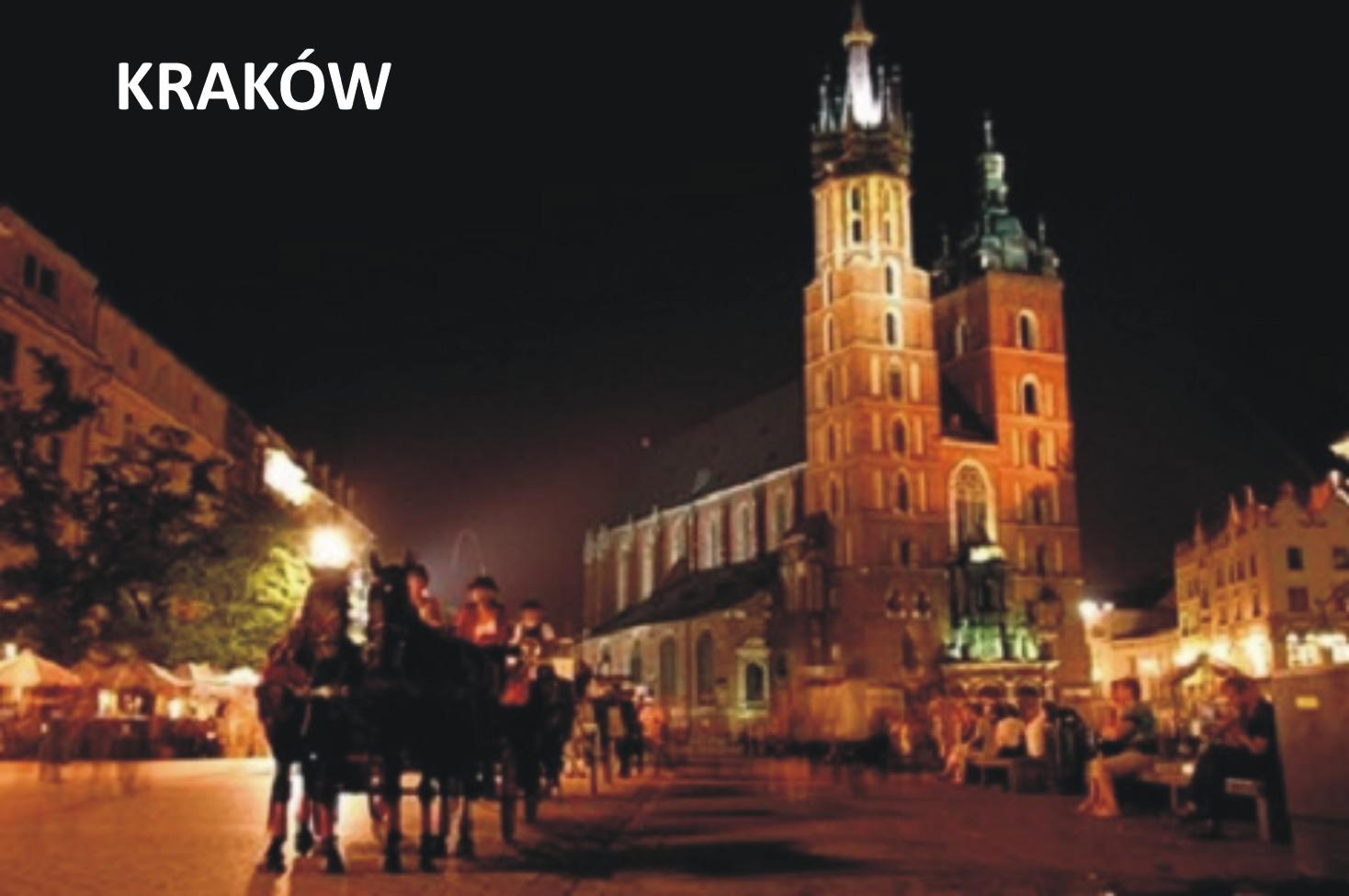 Tani hotel w Krakowie